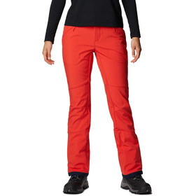Columbia Roffe Ridge III Pantalones Mujer, bold orange